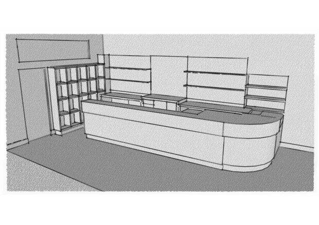 Progetti arredamento arredamento with progetti for Astor arredamenti bar