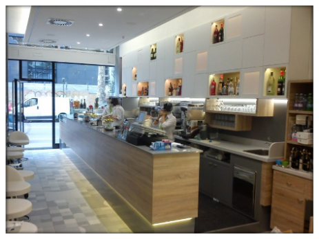Arredamento bar ristoranti pasticcerie gelaterie astor for Arredamenti bar ristoranti